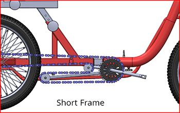 BCA Amtryke Chain Gobbler