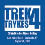 Register for the 16th Annual Trek 4 Trykes Walk-a-thon!